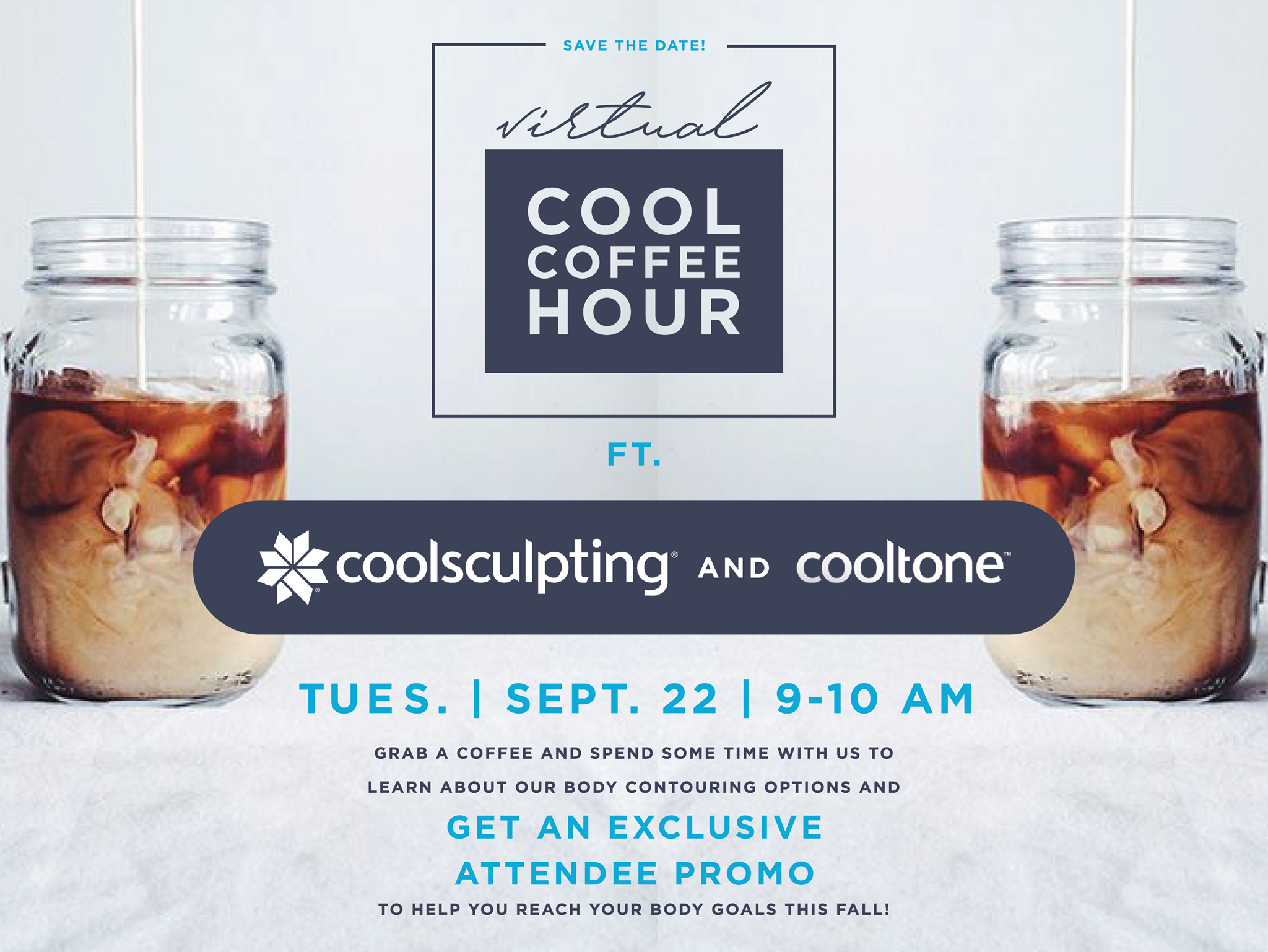 Cool Coffee Hour CoolTone & CoolSculpt