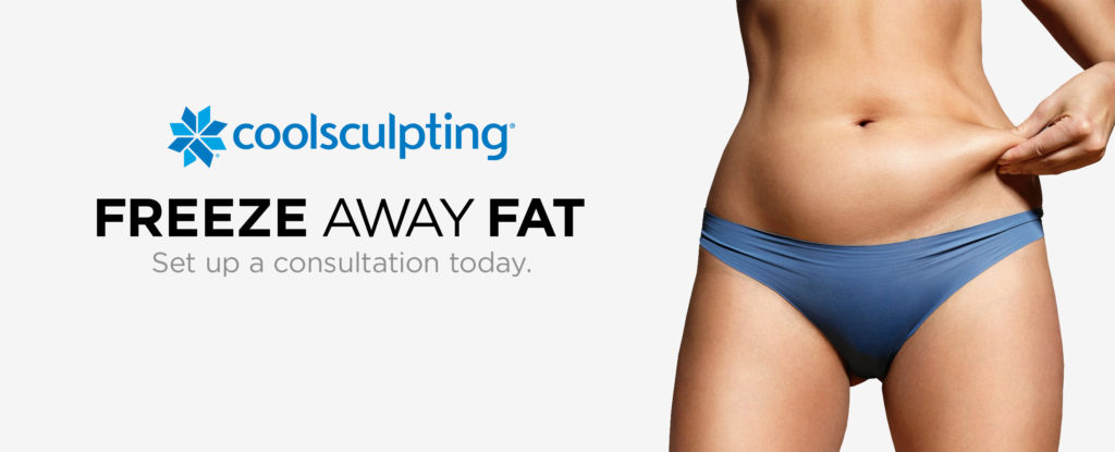 Freeze Fat Away with Coolsculpting